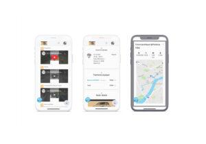 QualiDrive propose une application pour les clients - personnalisée pour l'école de conduite ou l'organisateur du cours !